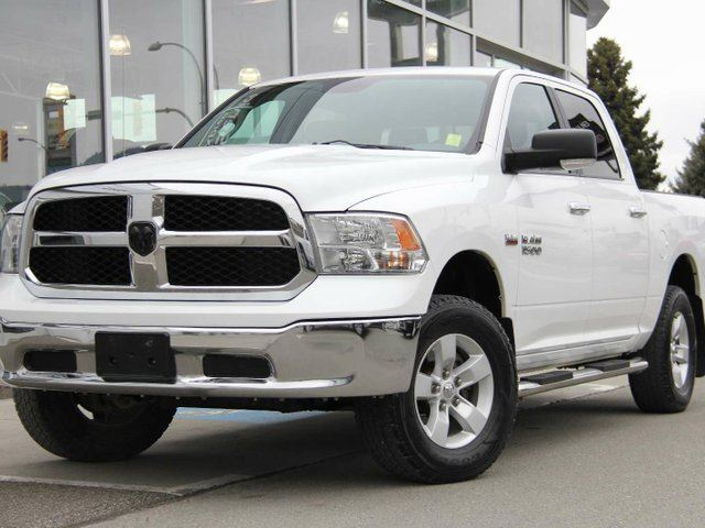 2013 DODGE RAM 1500 Certified | SLT Package | 5.7L Hemi Engine | Bluetooth | 8.4inc Touchscreen Display |Rear Slider Window in Kamloops, British Columbia