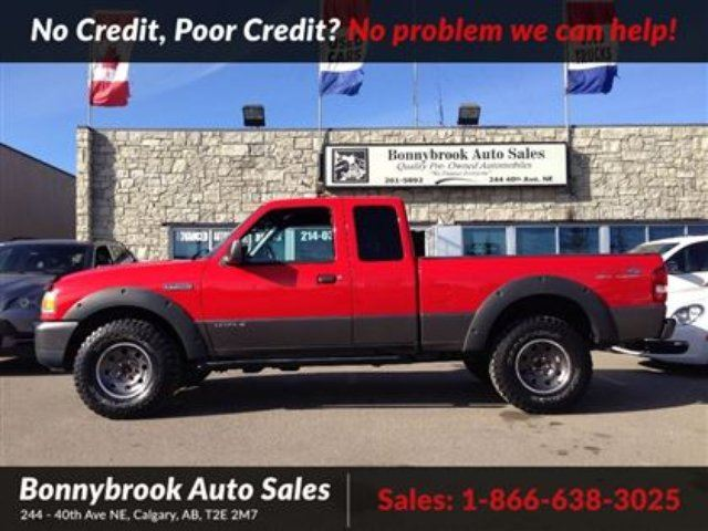 2007 Ford Ranger FX4/Off-Rd AUTO 4X4 EXT.CAB in Calgary, Alberta