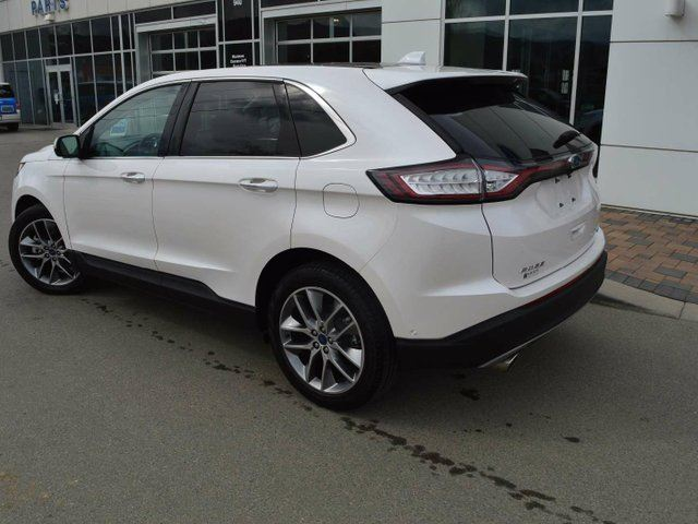 2016 ford edge titanium 4dr all wheel drive kamloops british columbia car for sale 2744447. Black Bedroom Furniture Sets. Home Design Ideas