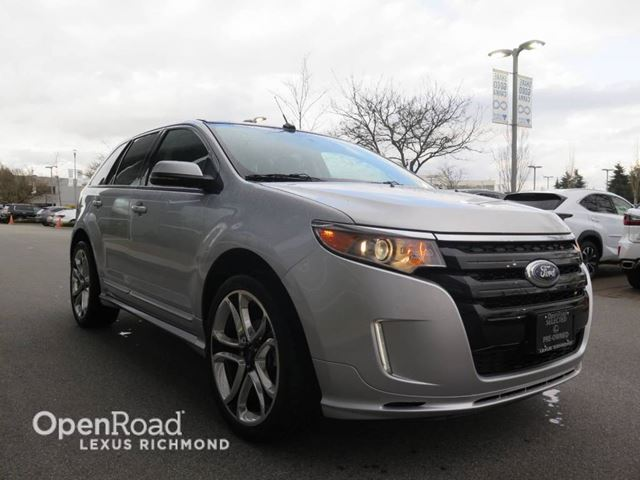 2012 FORD EDGE Sport Package in Richmond, British Columbia