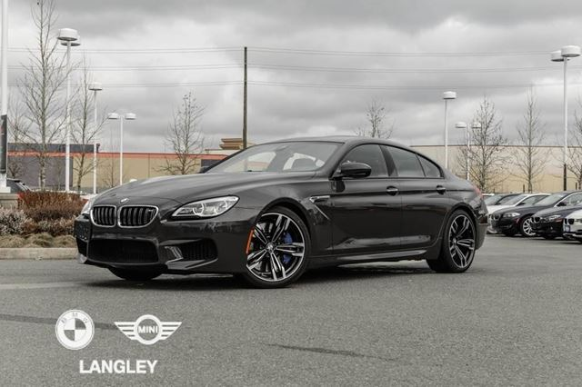 2017 BMW M6 Ultimate Package!! in Langley, British Columbia
