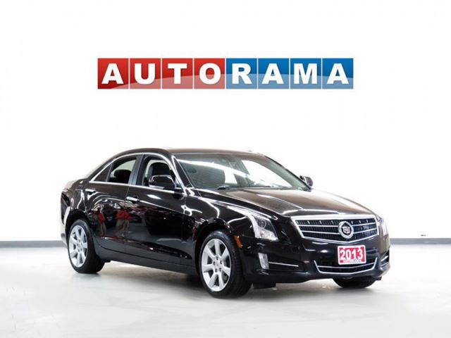 2013 CADILLAC ATS NAVIGATION BACKUP CAMERA 4WD LEATHER SUNROOF in North York, Ontario