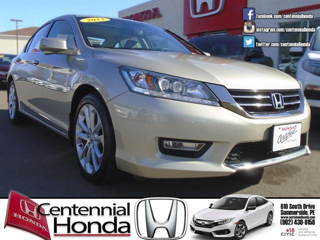 2013 Honda Accord  Touring in Summerside, Prince Edward Island