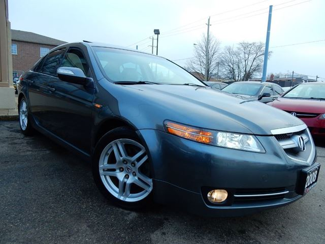 2008 ACURA TL TECH PKG  NAVIGATION  LEATHER.ROOF in Kitchener, Ontario