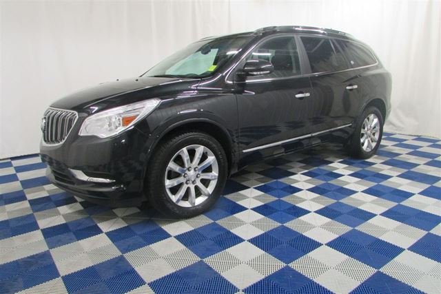 2013 BUICK ENCLAVE Leather AWD/SUNROOF/REAR VIEW CAM in Winnipeg, Manitoba