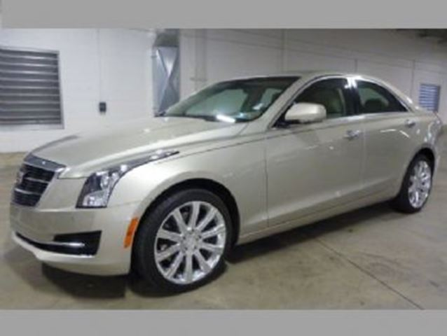 2015 Cadillac CTS 2.0L Turbo Luxury AWD in Mississauga, Ontario