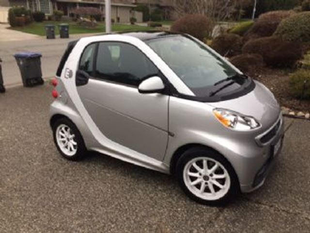 2016 smart fortwo electric drive 2dr cpe passion electric mississauga ontario car for sale. Black Bedroom Furniture Sets. Home Design Ideas