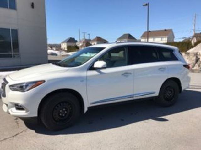 2016 infiniti qx60 awd mississauga ontario used car for sale 2745673. Black Bedroom Furniture Sets. Home Design Ideas