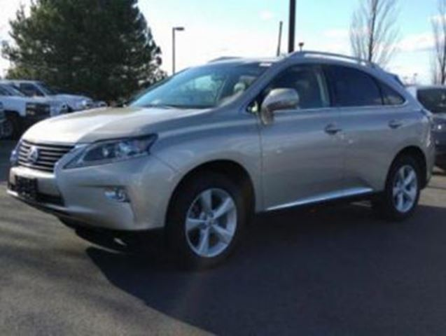 2015 Lexus RX 350 AWD AWD 4dr Sportdesign Touring Package in Mississauga, Ontario