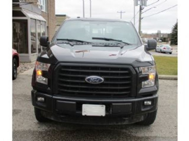 2016 ford f 150 4wd supercrew xlt loaded mississauga ontario used. Black Bedroom Furniture Sets. Home Design Ideas
