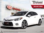 2015 Kia Forte Koup EX *ONLY 22000 KM LOCALLY OWNED* in Winnipeg, Manitoba
