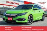 2016 Honda Civic Touring in Whitby, Ontario