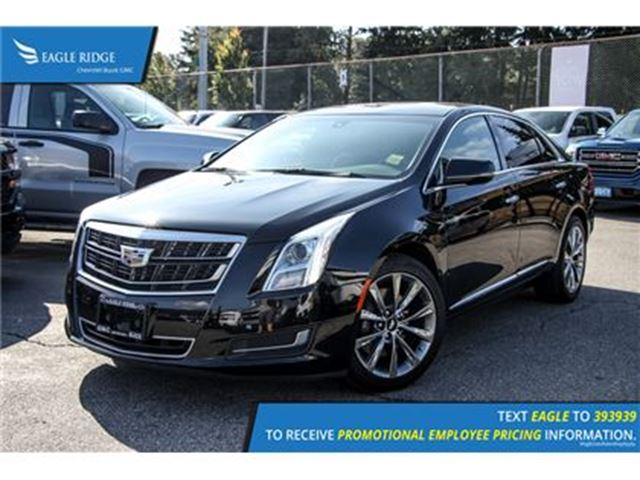 2016 CADILLAC XTS - in Coquitlam, British Columbia