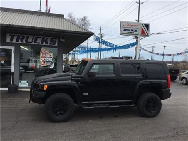 2007 HUMMER H3 LITTLE BLACKY !! FUN TO DRIVE !! in Welland, Ontario