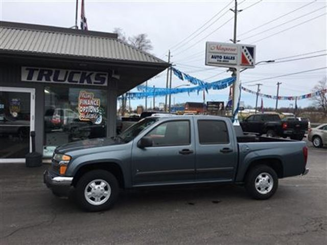 2007 GMC CANYON SLE Z85 CREW CAB !! FANTASTIC SHAPE !! in Welland, Ontario