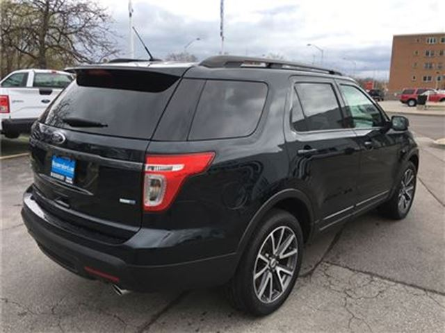 2015 ford explorer xlt awd burlington ontario car for sale 2746625. Black Bedroom Furniture Sets. Home Design Ideas