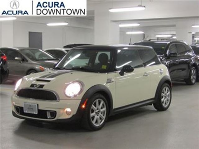 2012 MINI COOPER Heated Seats/No Accident/Low KMs/ in Toronto, Ontario