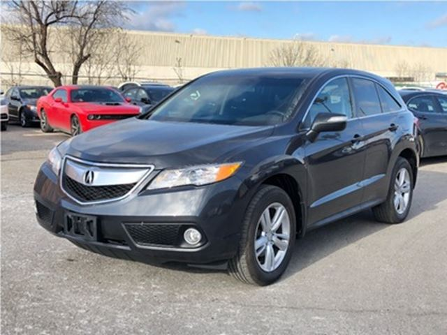 2015 ACURA RDX at Entry Level Model, One Owner, Factory Warranty! in Brampton, Ontario