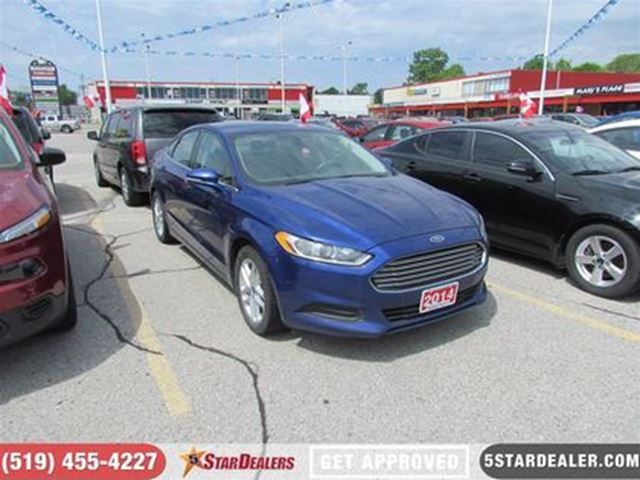 2014 FORD Fusion SE   CLEAN   MUST SEE in London, Ontario