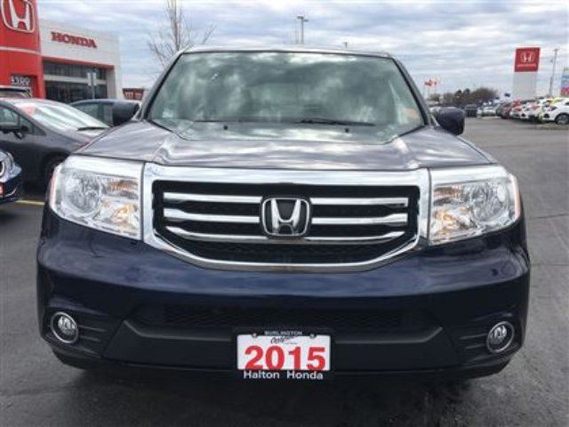2015 honda pilot ex l burlington ontario car for sale 2746729. Black Bedroom Furniture Sets. Home Design Ideas