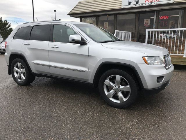2011 jeep grand cherokee overland lethbridge alberta used car for. Cars Review. Best American Auto & Cars Review