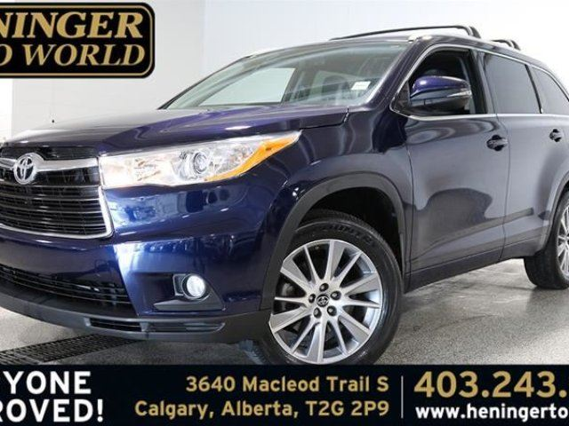 Toyota Highlander Used Cars For Sale Calgary