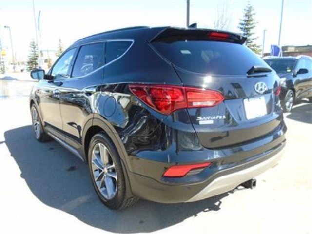 2017 hyundai santa fe 2 0t limited calgary alberta used car for sale 2746980. Black Bedroom Furniture Sets. Home Design Ideas