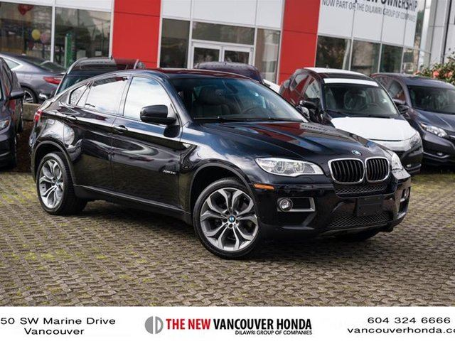 2013 BMW X6 xDrive35i in Vancouver, British Columbia
