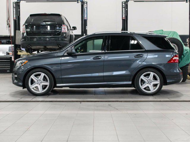 2015 mercedes benz m class ml350 bluetec 4matic kelowna