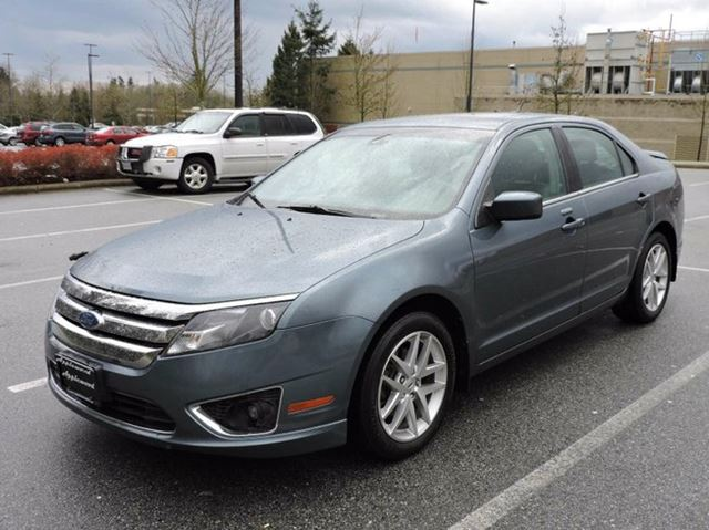 2012 ford fusion sel surrey british columbia used car for sale 2745901. Black Bedroom Furniture Sets. Home Design Ideas