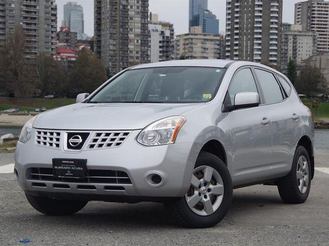 2009 NISSAN ROGUE S FWD CVT in Vancouver, British Columbia