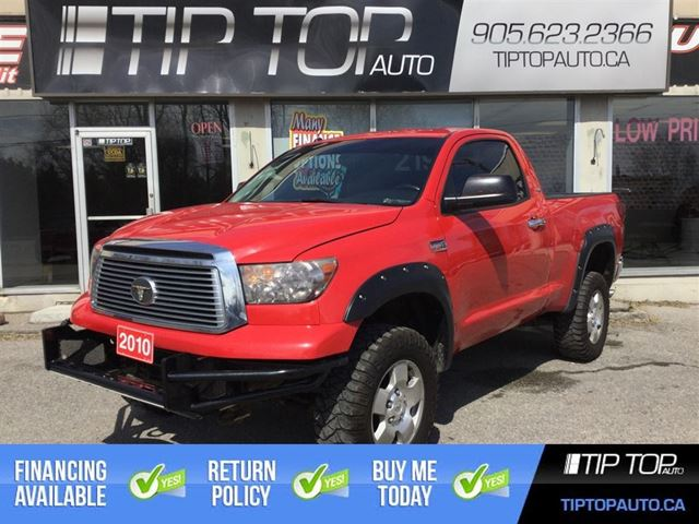 2010 Toyota Tundra SRS ** Lifted, 4X4, Reliable ** in Bowmanville, Ontario
