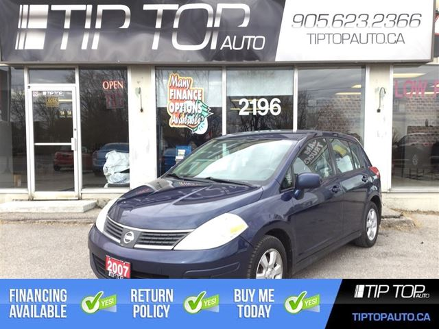 2007 Nissan Versa 1.8 SL ** Fuel Efficient, Affordable, Realiable in Bowmanville, Ontario