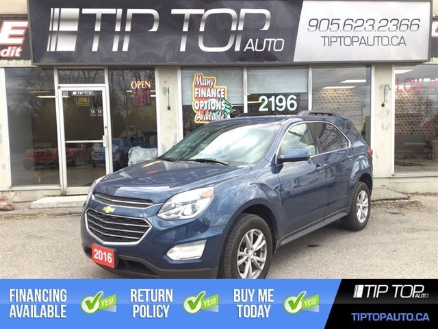2016 CHEVROLET EQUINOX LT ** AWD, Heated Seats, Bluetooth ** in Bowmanville, Ontario