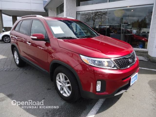 2015 kia sorento lx richmond british columbia car for sale 2746053. Black Bedroom Furniture Sets. Home Design Ideas