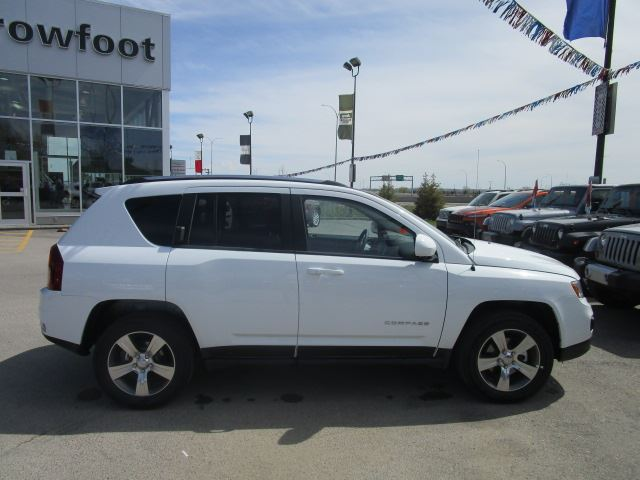 2017 jeep compass high altitude 4x4 calgary alberta car. Black Bedroom Furniture Sets. Home Design Ideas