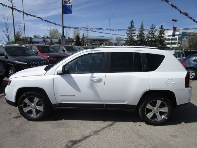used 2017 jeep compass high altitude 4x4 calgary. Black Bedroom Furniture Sets. Home Design Ideas