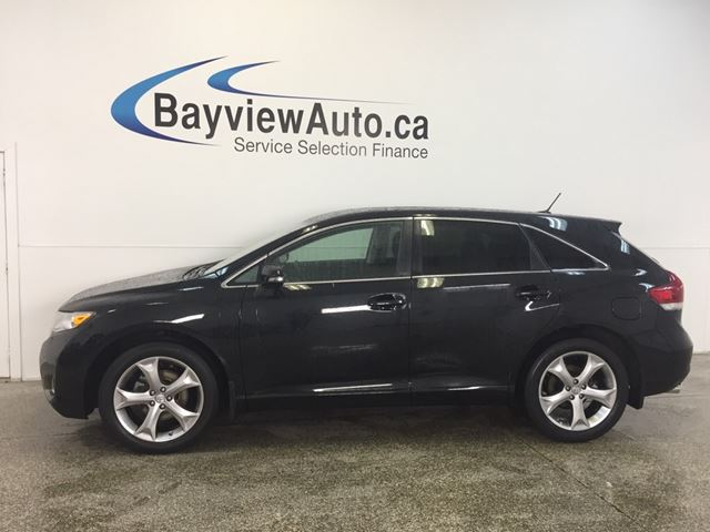 2016 TOYOTA VENZA LE- AWD! ALLOYS! DUAL CLIMATE! REV CAM! BLUETOOTH! in Belleville, Ontario