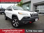 2016 Jeep Cherokee Trailhawk in Surrey, British Columbia
