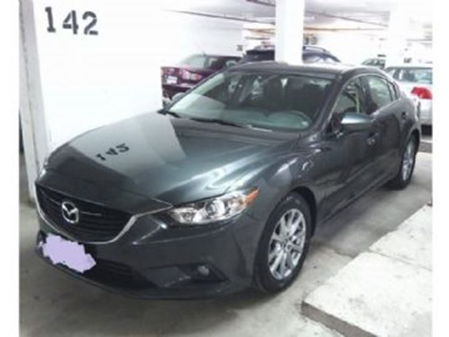 2015 Mazda MAZDA6 2.5L Auto GS, LUXURY Package, Skyactiv in Mississauga, Ontario