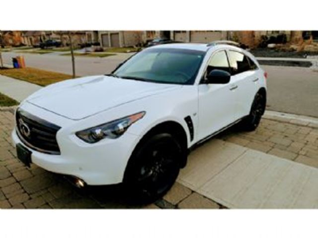 2015 infiniti qx70 awd mississauga ontario car for sale 2622374. Black Bedroom Furniture Sets. Home Design Ideas