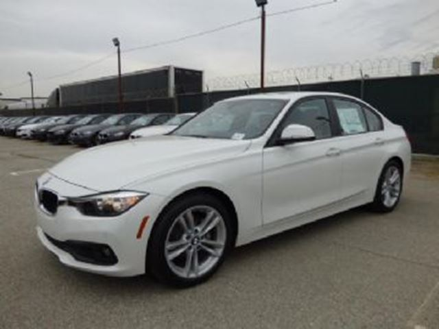 2017 BMW 3 Series 320xi in Mississauga, Ontario