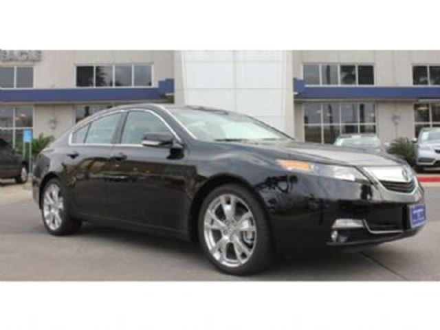 2014 Acura TL SH-AWD tech (4x4+ GPS) in Mississauga, Ontario
