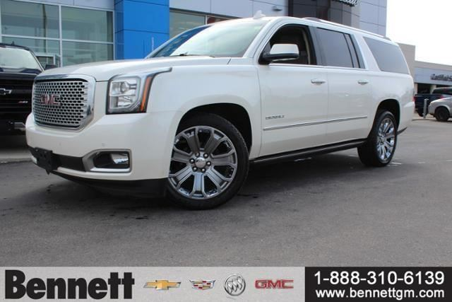 2015 gmc yukon xl denali cambridge ontario car for sale 2746610. Black Bedroom Furniture Sets. Home Design Ideas