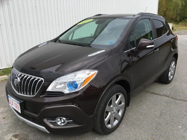 2014 Buick Encore Leather in Edmundston, New Brunswick