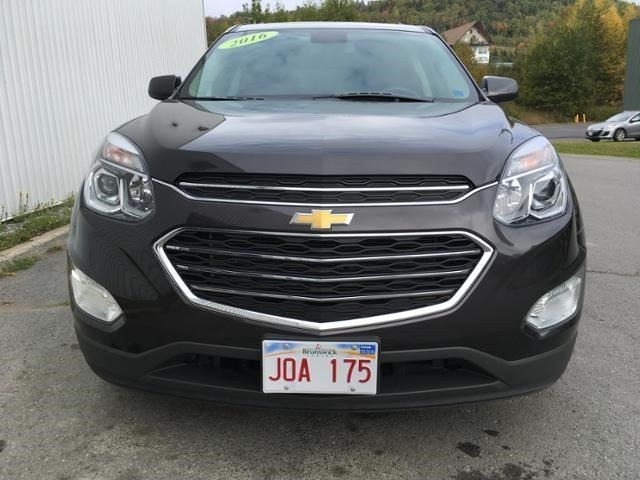 2016 Chevrolet Equinox LT in Edmundston, New Brunswick