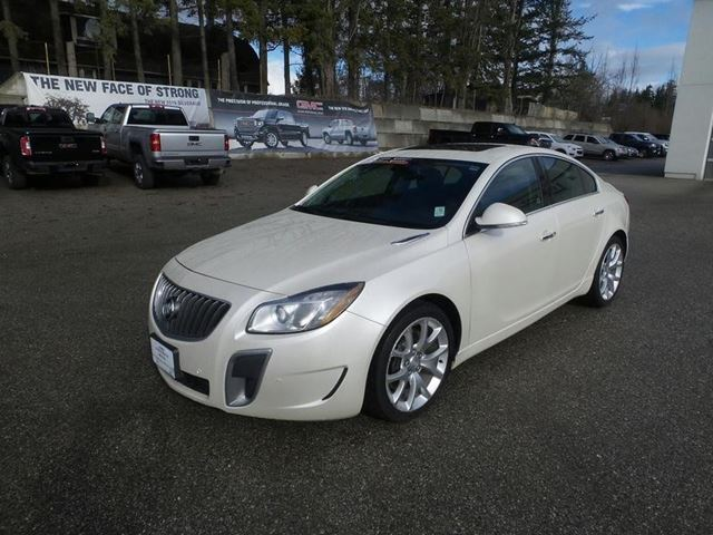 2012 Buick Regal GS w/1SX in Salmon Arm, British Columbia