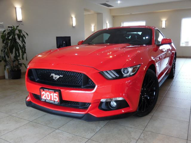 2015 Ford Mustang GT Premium Fastback|GT Performance PKG! in Toronto, Ontario