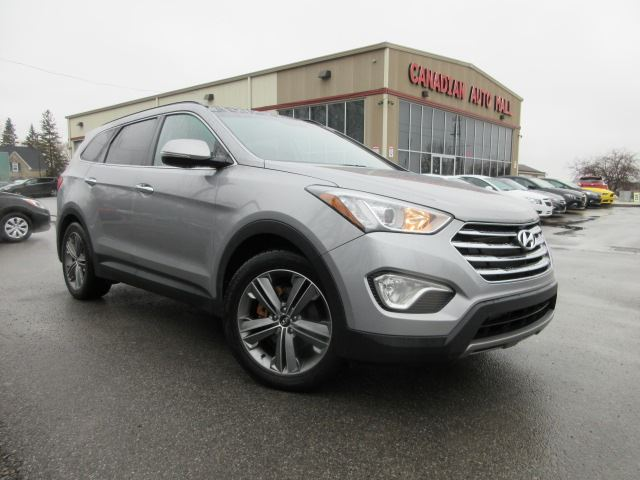 2013 hyundai santa fe xl limited awd cooled saddle seats stittsville ontario car for sale. Black Bedroom Furniture Sets. Home Design Ideas