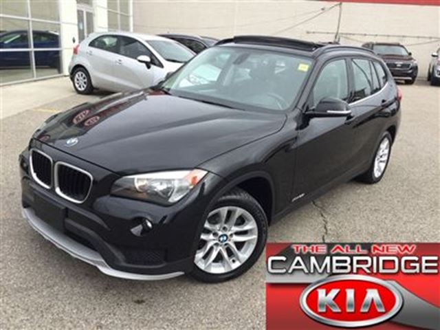 2015 BMW X1 xDRIVE28i PREMIUM in Cambridge, Ontario